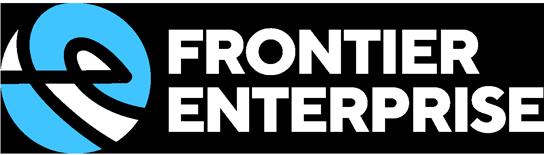 Frontier Enterprise Dark Retina Logo