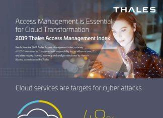 2019 Thales Access Management Index