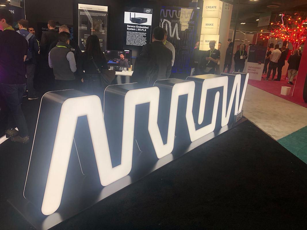 Arrow Electronics boosts HK startup's rollout of smart sports gadgets  Frontier Enterprise